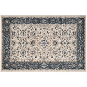 Safavieh Carolina Persian Flora Framed Rug
