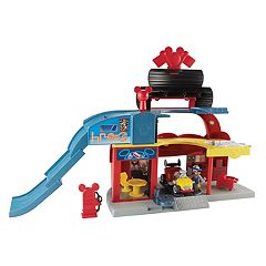 Disney's Mickey Mouse Clubhouse Roadster Racers Garage by Fisher-Price