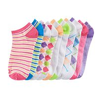 Women's Wilson Patterned Liner Socks