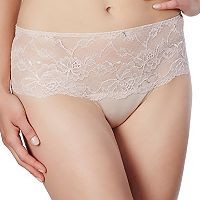 Montelle Intimates Lace Cheeky Thong 9188