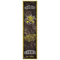 Wichita State Shockers Heritage Banner Wall Art