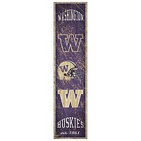Washington Huskies Heritage Banner Wall Art