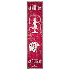 Stanford Cardinal Heritage Banner Wall Art