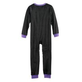 Disney's Descendants Mal & Evie Girls 6-12 One-Piece Pajamas