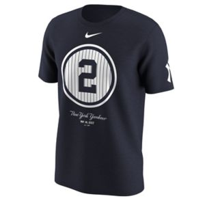 Men's Nike New York Yankees Derek Jeter Retirement Tee