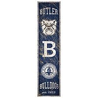 Butler Bulldogs Heritage Banner Wall Art