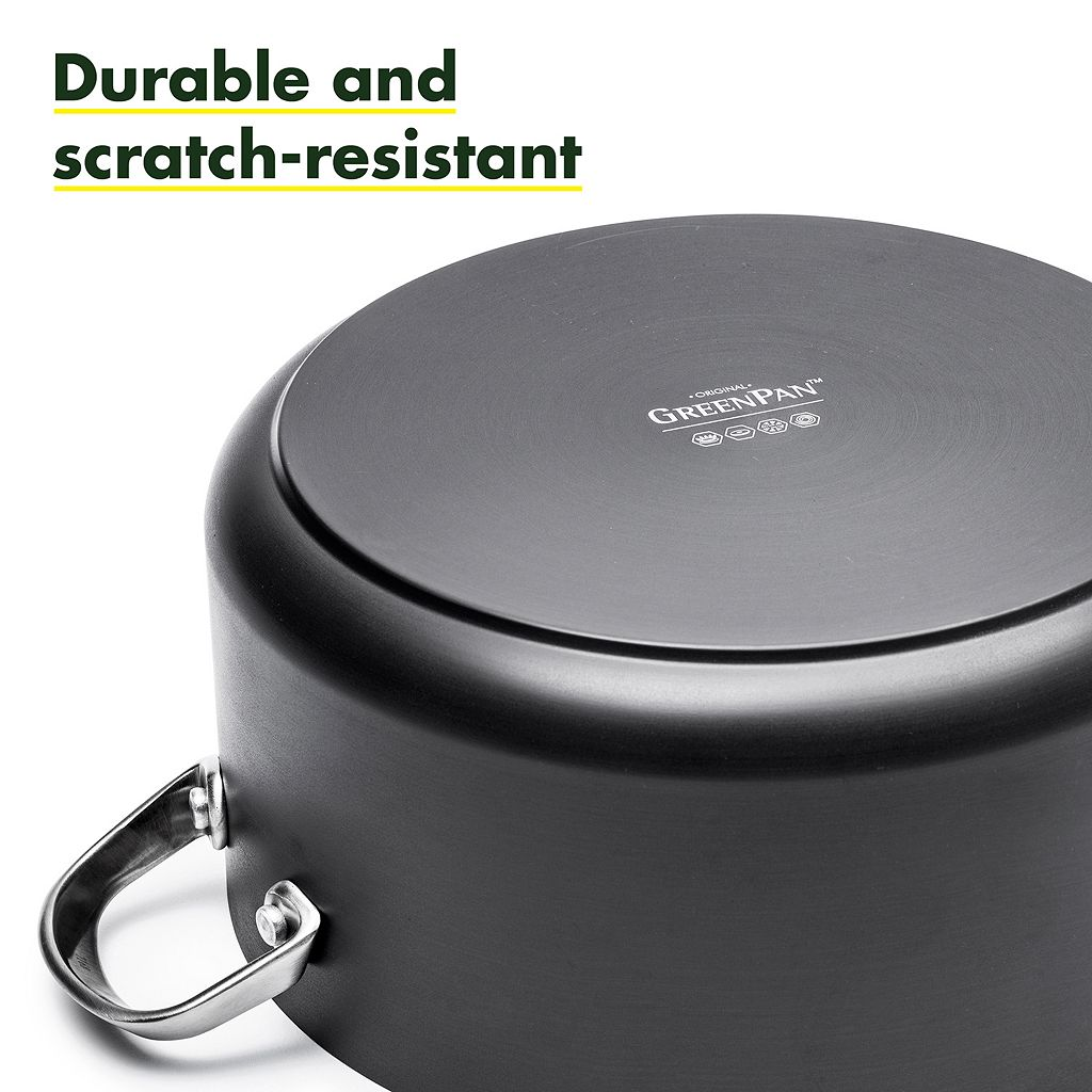 GreenPan Paris Pro 8-qt. Ceramic Nonstick Stockpot