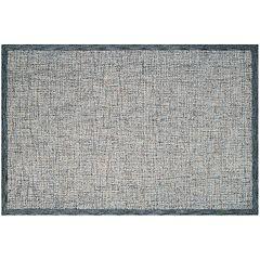 Safavieh Abstract Homespun Striped Wool Rug