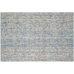 Safavieh Abstract Dimensional Striped Wool Rug