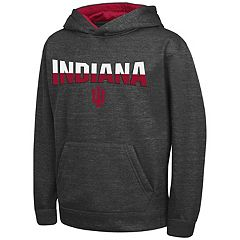 Boys 8-20 Campus Heritage Indiana Hoosiers Pullover Hoodie
