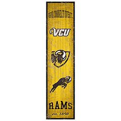 VCU Rams Heritage Banner Wall Art