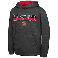 Boys 8-20 Campus Heritage Maryland Terrapins Pullover Hoodie