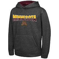 Boys 8-20 Campus Heritage Minnesota Golden Gophers Pullover Hoodie
