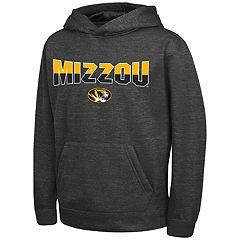 Boys 8-20 Campus Heritage Missouri Tigers Pullover Hoodie