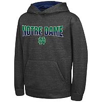 Boys 8-20 Campus Heritage Notre Dame Fighting Irish Pullover Hoodie