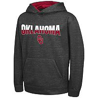 Boys 8-20 Campus Heritage Oklahoma Sooners Pullover Hoodie