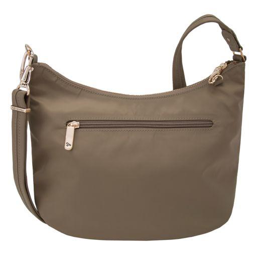 Travelon Anti-Theft Tailored Hobo Bag