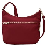 Travelon Anti-Theft Tailored Hobo Bag