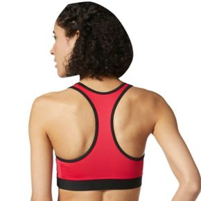 adidas Bras: Tech Fit Branded Low-Impact Sports Bra