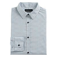 Boys 8-20 Van Heusen Plaid Button-Down Shirt