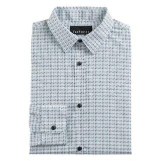 Boys 8-20 Van Heusen Plaid Button-Down Shirt