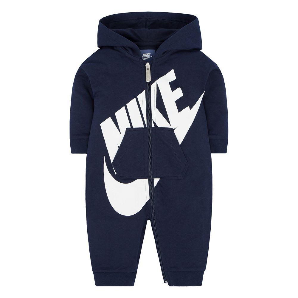 Baby Boy Nike Futura Coveralls f8416dd03db4