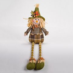 Scarecrow Table Decor