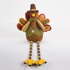 Turkey Thanksgiving Table Decor