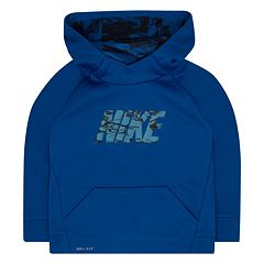 Toddler Boy Nike Therma-FIT Logo Hoodie