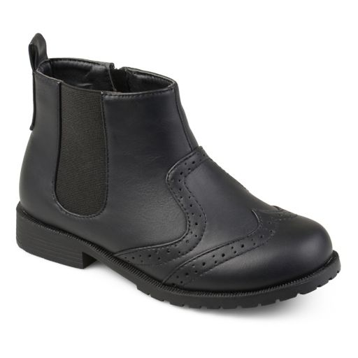 Journee Lennon Boys' Chelsea Boots