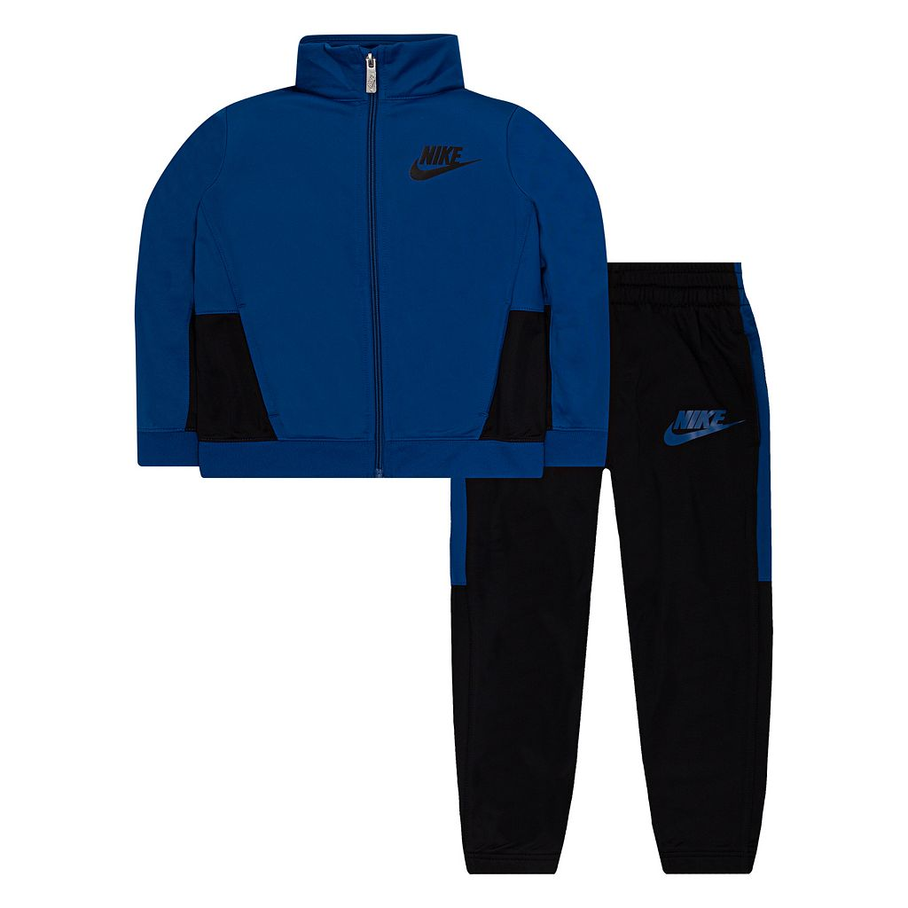 Toddler Boy Nike Jacket & Pants Track Suit Set