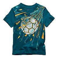 Toddler Boy Nike Explosive Soccer Ball Graphic Tee