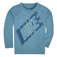 Toddler Boy Nike Logo Graphic Tee