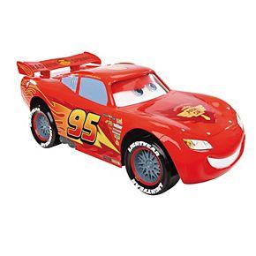 disney pixar cars big time buddy lightning mcqueen car by mattel