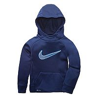 Toddler Boy Nike Therma Logo Hoodie