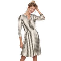 Women's Dana Shirred Buchman Shirtdress
