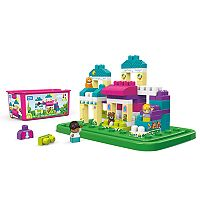 Mega Bloks 88 pc House Tub Town