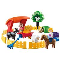 Playmobil Petting Zoo Playset - 6963