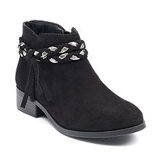 SO® Becky Girls' Ankle Boots