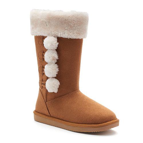 SO® Marisa Girls' Mid-Calf Boots