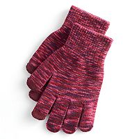 Women's SO® Space-Dyed Tech Gloves