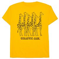 Boys 8-20 Giraffic Jam Tee