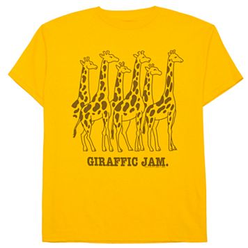 Boys 8-20 Giraffic Jam Tee
