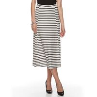 Women's Dana Buchman Princess Seam Midi Skirt