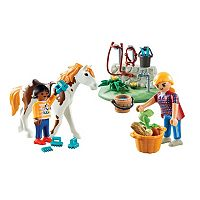 Playmobil Horse Grooming Carry Case - 9100