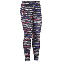 Girls 4-6x Under Armour Wordmark Print Leggings