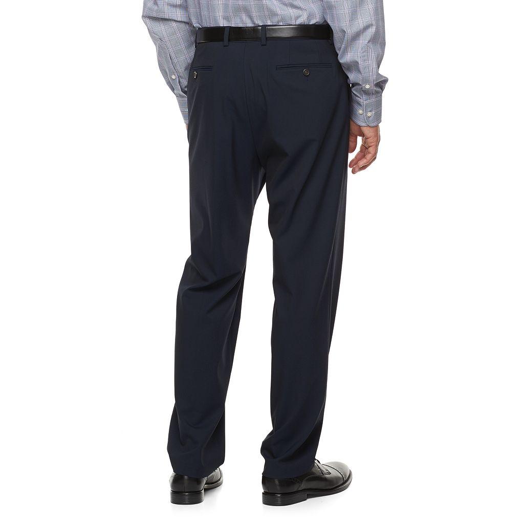 Men's Chaps Performance Series Classic-Fit Stretch Suit Pants