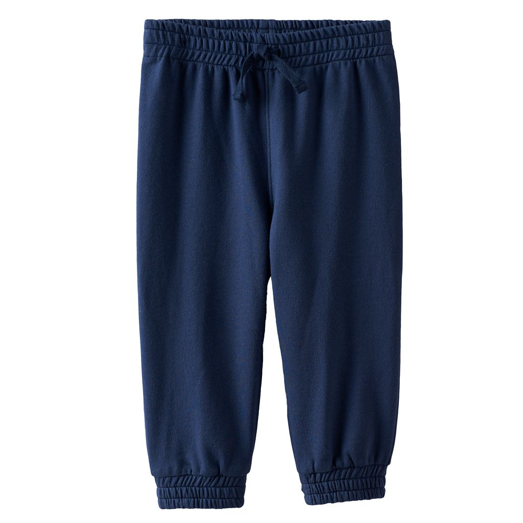 Baby Boy Jumping Beans® Knit Jogger Sweatpants