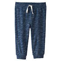Baby Boy Jumping Beans® Knit Jogger Pants