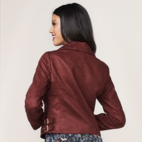 LC Lauren Conrad Runway Collection Moto Jacket - Women's